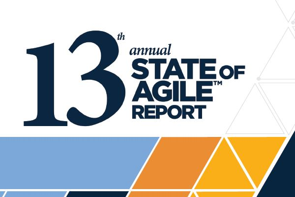 13th state of agile report by VersionOne CollabNet